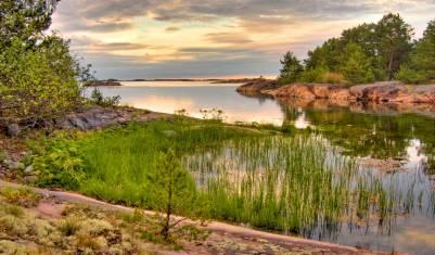 Von Stockholm bis in Schwedens unberührte Wildnis