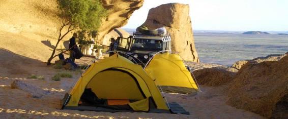 Namibia Abenteuerreise