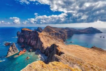 Küstenlandschaft Madeira
