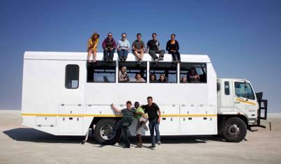 Roadtrip von Kapstadt nach Dar es Salaam
