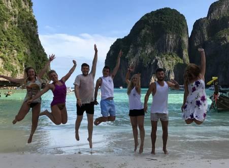 Thaintro Reisebericht