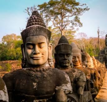 Kultur und Sonnenschein in Siem Reap