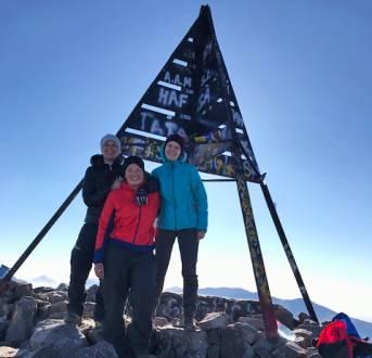 Die Toubkal-Besteigung war unser Highlight!