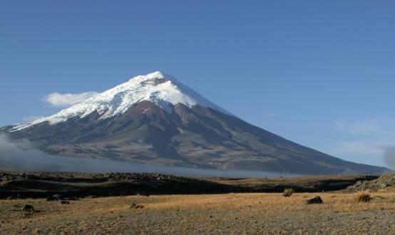 Vulkan Trekking in Ecuodar - Illinizas Norte