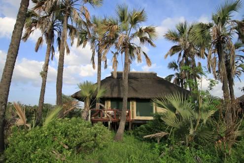 Tansania Safari Unterkunft