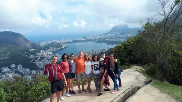Rio de Janeiro - Reisegruppe