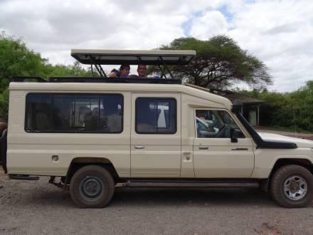 Safari Tansania
