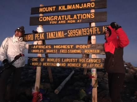 Uhuru Peak 03/2019