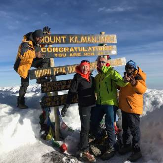Kilimandscharo_Uhuru Peak_2018