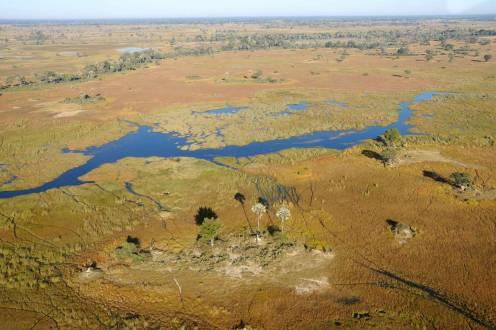 Botswana - Wüste, Delta & Wildnis