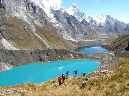 Peru Trekking Huayuash