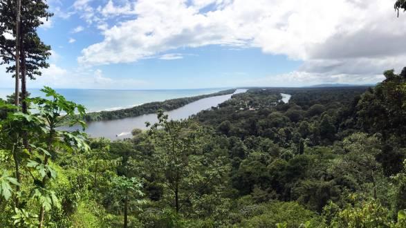 Tortuguero Hill Hike
