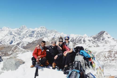 Nepal Trekking Wandergruppe