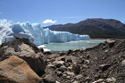 Spektakulärer Perito Moreno Gletscher