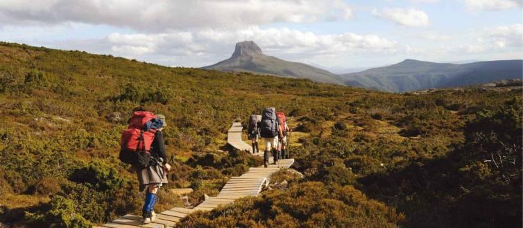 Tasmanien - Overland Track