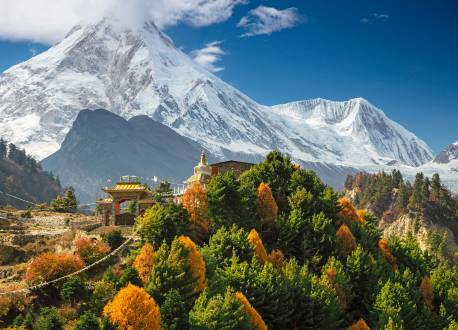 Manaslu Umrundung - ein perfekter Wander-Erlebnisurlaub in Nepal