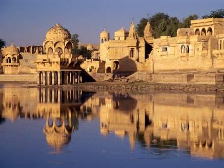 Wüstenstadt Jaisalmer